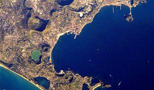 Superwulkan znajduje się w pobliżu Neapolu
