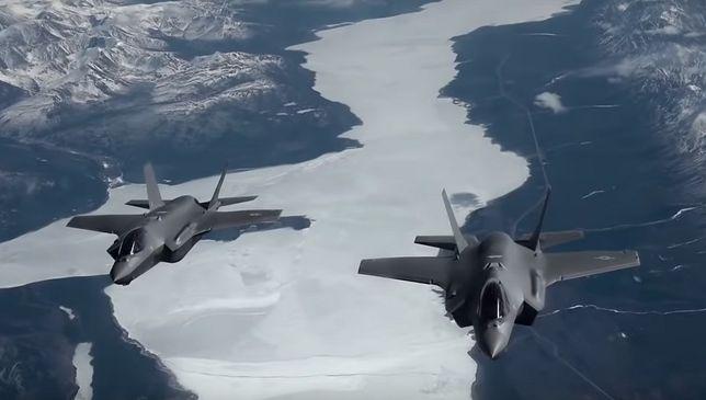 Armia USA modernizuje myśliwce F-35