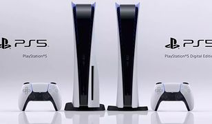PS5 i PS5 Digital Edition