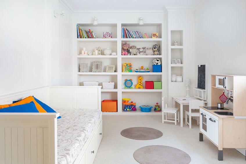 Pokój w bieli