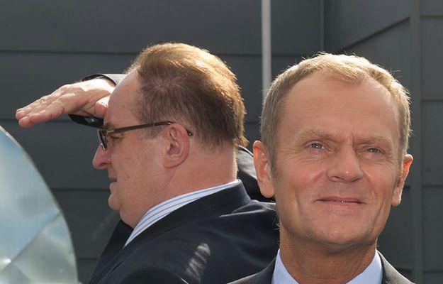 """""""Financial Times"""": Polska sonduje zastąpienie Donalda Tuska Jackiem Saryuszem-Wolskim"""