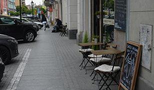 Na Szewskiej w Poznaniu pojawią się ogródki gastronomiczne, ale zmniejszy się liczba miejsc parkingowych