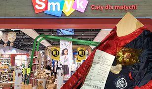 """Kurtkę z """"niespodzianką"""" nasz czytelnik kupił we wrocławskim sklepie"""
