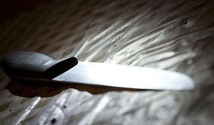 Toruń: Pijany mężczyzna ugodził nożem swoją krewną podczas kłótni. Kobieta nie żyje