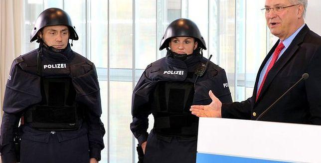 Nowe mundury niemieckiej policji budzą rozbawienie