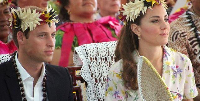 Książę William i Kate w Malezji