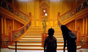 """Co możemy zobaczyć na wystawie """"Titanic the Exhibition""""?"""