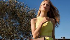 Anna Ewers w wiosennej kampanii Hugo Boss