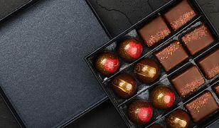 Efektowne czekoladki kryją setki różnych smaków