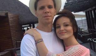 Marina i Wojciech Szczęsny