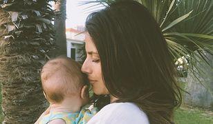 Rosati wychowuje córeczkę po swojemu