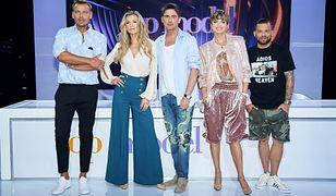 Top Model - Joanna Krupa nigdy się tak nie ubierała. Dzwony nie były dobrym wyborem
