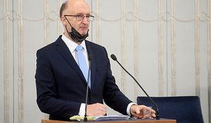 Piotr Wawrzyk skomentował słowa abp Jędraszewskiego