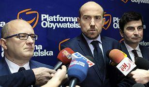 Borys Budka chce, by prokuratura wyjaśniła, w jakich okolicznościach Wojciech Kałuża zmienił barwy polityczne