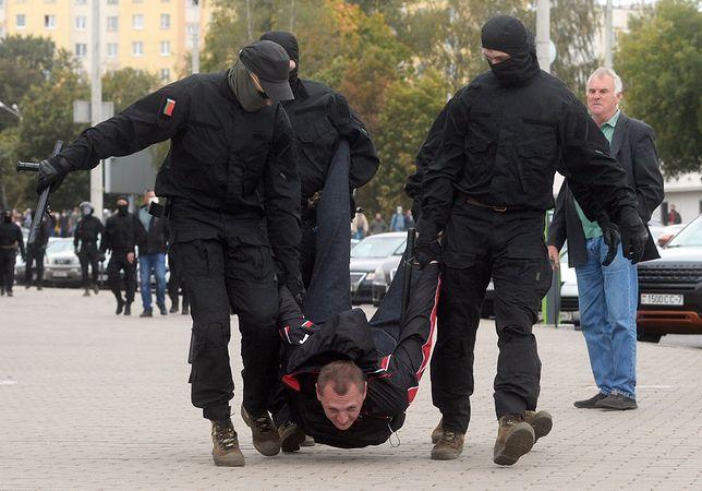 Protesty na Białorusi trwają już drugi miesiąc