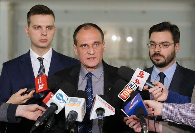 Paweł Kukiz: spór o TK udowadnia, że powinniśmy zmienić konstytucję