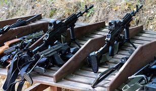 Ilość osób chętnych do posiadania broni wzrosła