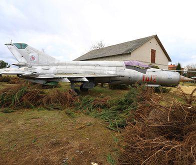 MiGa-21 to słynny, radziecki samolot bojowy