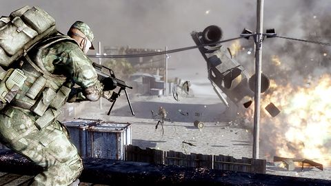 Galeria: Battlefield Bad Company 2
