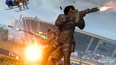 Gigantyczna eksplozja w Call of Duty Warzone. Serwer nie wytrzymał
