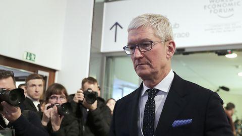 Apple klęka przed FBI. Nie będzie szyfrować kopii zapasowych w chmurze