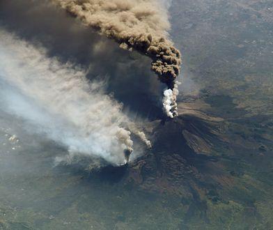 Włoski wulkan zapada się w morze. Naukowcy nie mają złudzeń