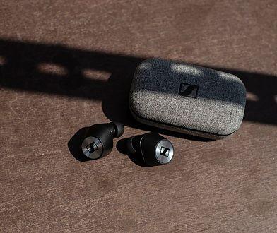 Bezprzewodowe słuchawki z serii Momentum