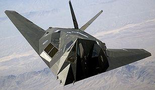 Niewidzialne, najbardziej tajemnicze bombowce świata - F117 - trafią na śmietnik