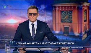 """""""Nowym"""" prowadzącym Wiadomości okazał się szef Wykopu"""