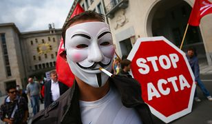 Sprzeciw wobec ACTA w 2012 roku zmobilizował pół miliona osób