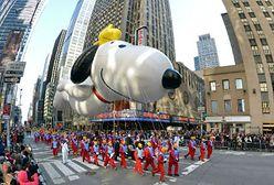 Świąteczna parada w Nowym Jorku