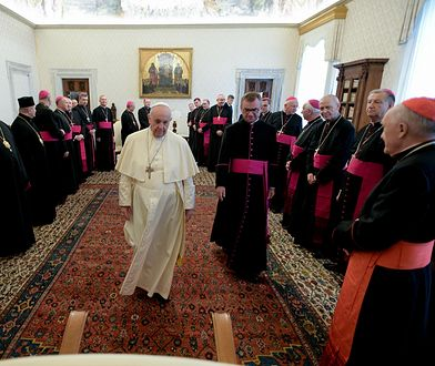 Jaki jest papież? Polski duchowny wskazuje
