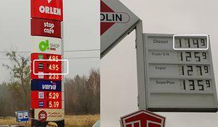 Diesel jest tańszy w Niemczech niż w Polsce. Ale za benzynę czy gaz LPG już za Odrą płacić trzeba więcej