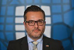 Dosadny komentarz z ambasady USA w Polsce. Powodem wolność mediów
