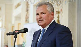 Aleksander Kwaśniewski