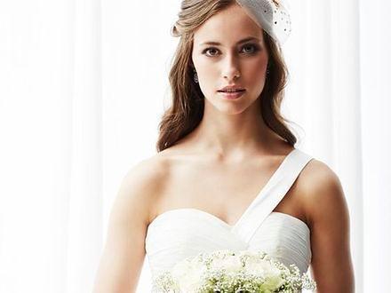 Romantyczne suknie ślubne