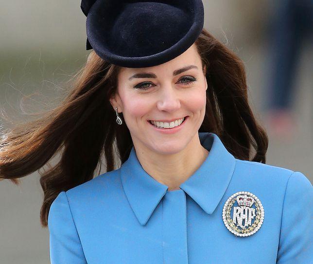 Modowe powtórki Kate Middleton