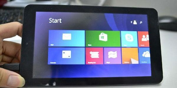 Tablet z Windows za 250 złotych