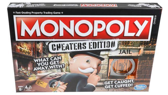 """Okładka """"Monopoly"""""""