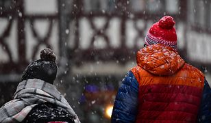 Śnieg pojawi się w rejonach górskich i na północnym-wschodzie kraju