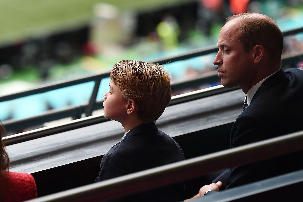 William troszczy się o przyszłość syna (Photo by Eamonn McCormack - UEFA/UEFA via Getty Images)