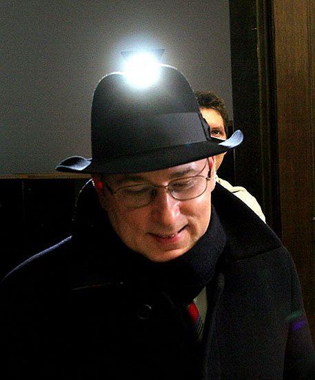 """""""Incydent monachijski"""" zaczął się od kapelusza - zobacz zdjęcia"""