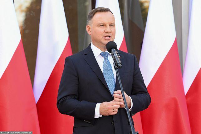 Andrzej Duda przygotował ustawę ws. aborcji