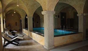 Luksusowy basen w pałacu to tylko jedna z atrakcji województwa dolnośląskiego