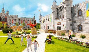 Hotelowy zamek LEGO będzie propozycją przede wszystkim dla rodzin z dziećmi