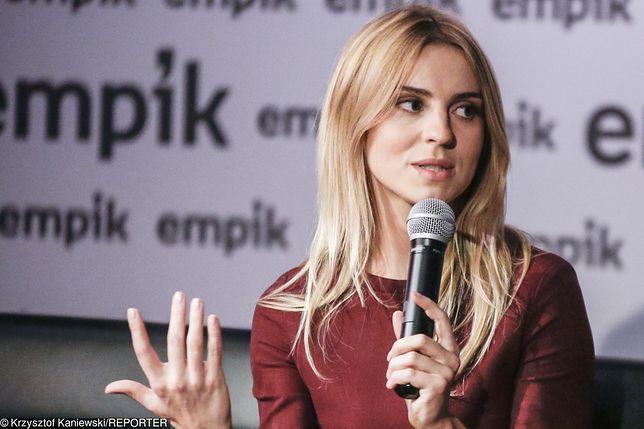 Kasia Tusk sprzedała swoją firmę.