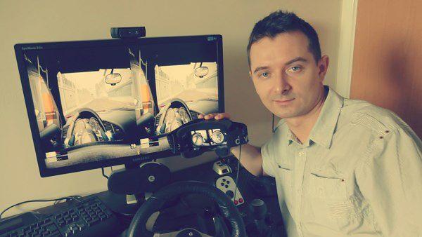 Pomysłowy Polak rzuca wyzwanie Oculusowi i Facebookowi. Tania wirtualna rzeczywistość dla każdego?