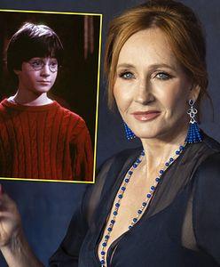"""Będzie serial w świecie """"Harry'ego Pottera""""? Skandal wokół J.K. Rowling wszystko przekreśla"""