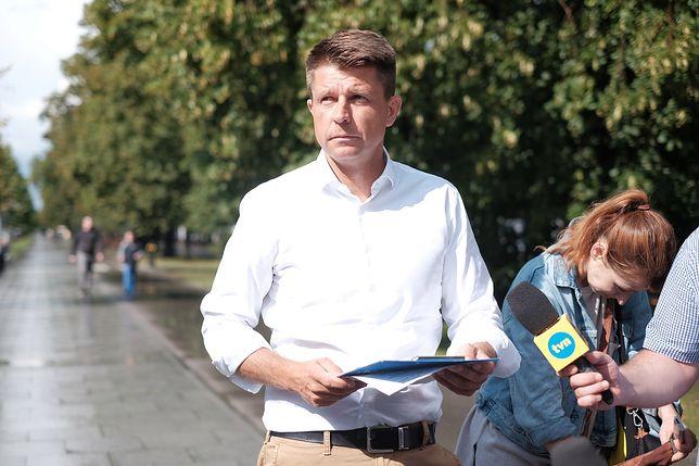 """Minister Maciej Wąsik chce pozwać Ryszarda Petru. """"Nie pozwolę by nazywać mnie przestępcą"""""""