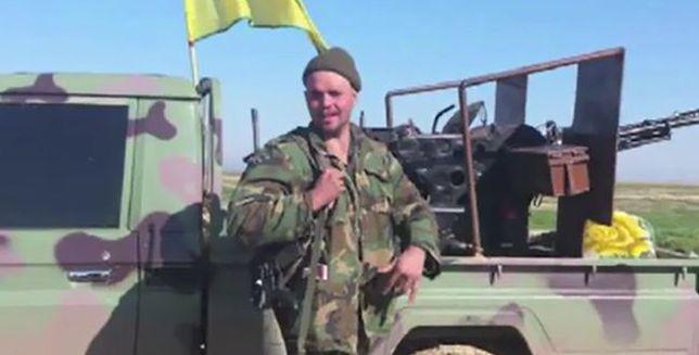 Zginął walcząc z ISIS. Przyjaciele spełnili jego ostatnie życzenie